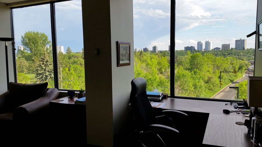 Edmonton Psychological Group - office space